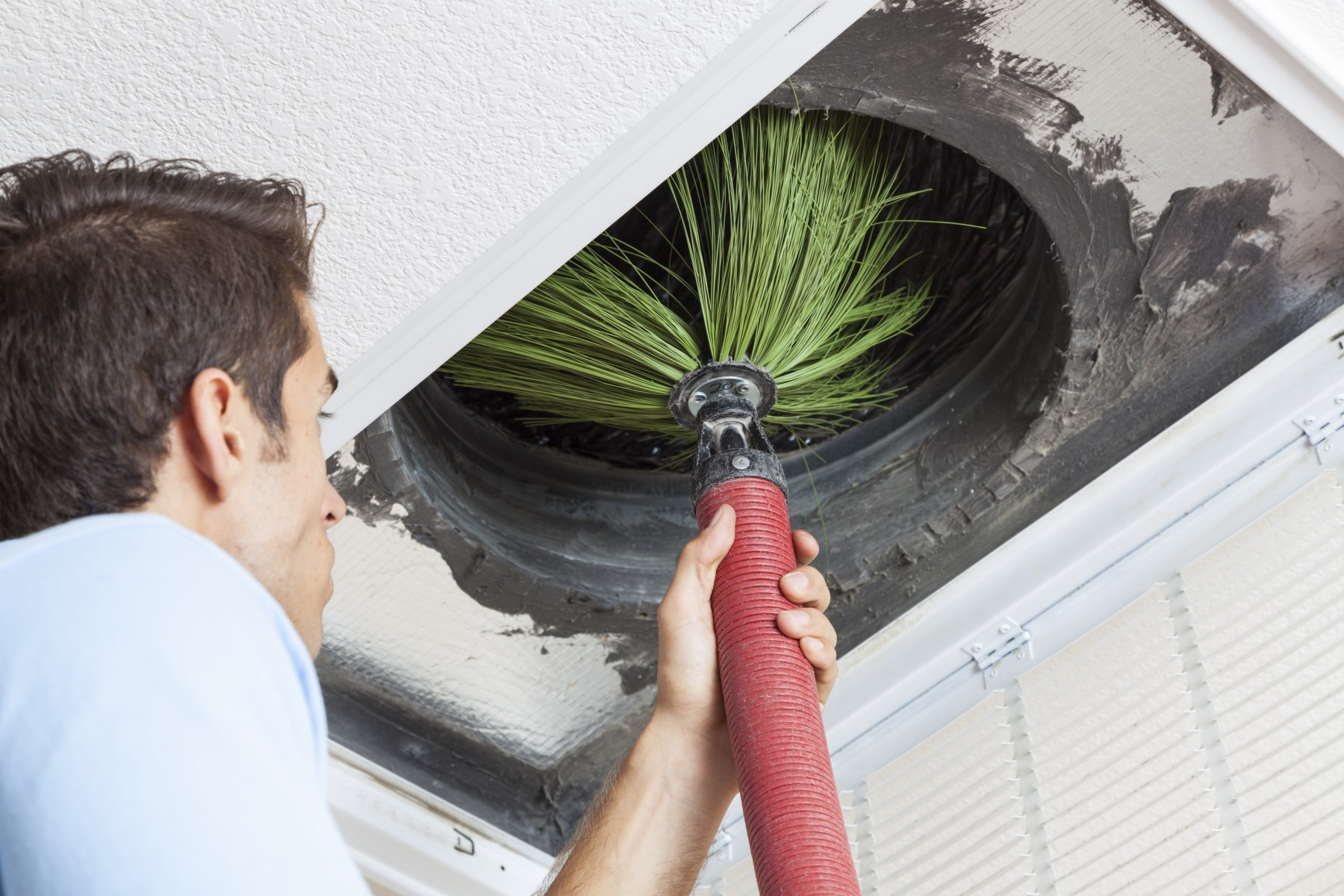 Air Duct Cleaning by Certified Green Team